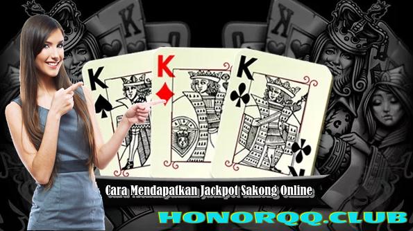Cara Mendapatkan Jackpot Sakong