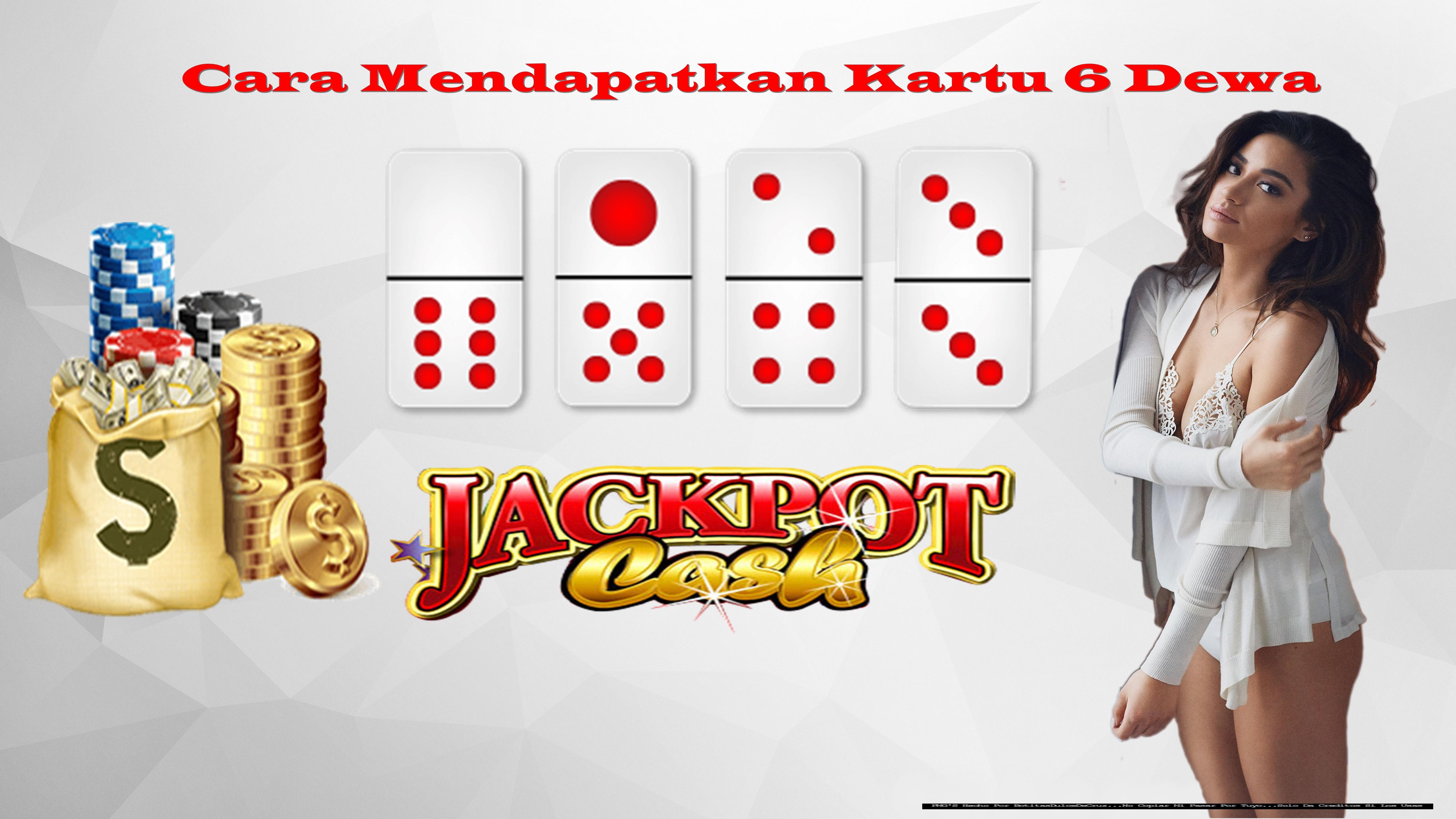 Cara Mendapatkan Jackpot Dominoqq