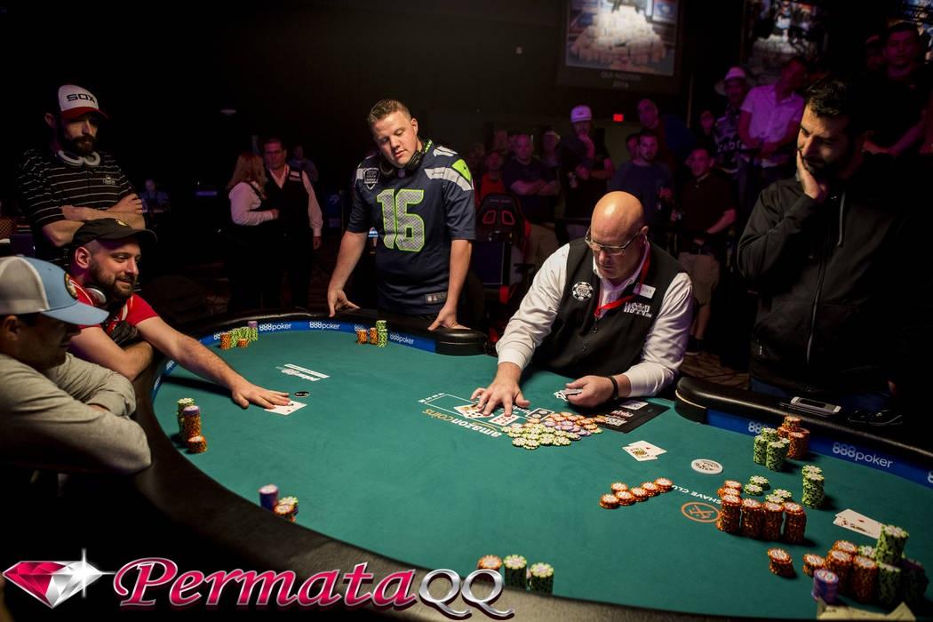 Mengetahui Tipe Pemain Poker